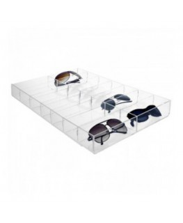 Clear acrylic eyeglass/sunglass display rack