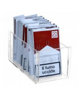 Urna da banco in plexiglass trasparente - Misure: 30x30x...