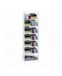 Kit prezzi realizzati con PVC adesivo removibile