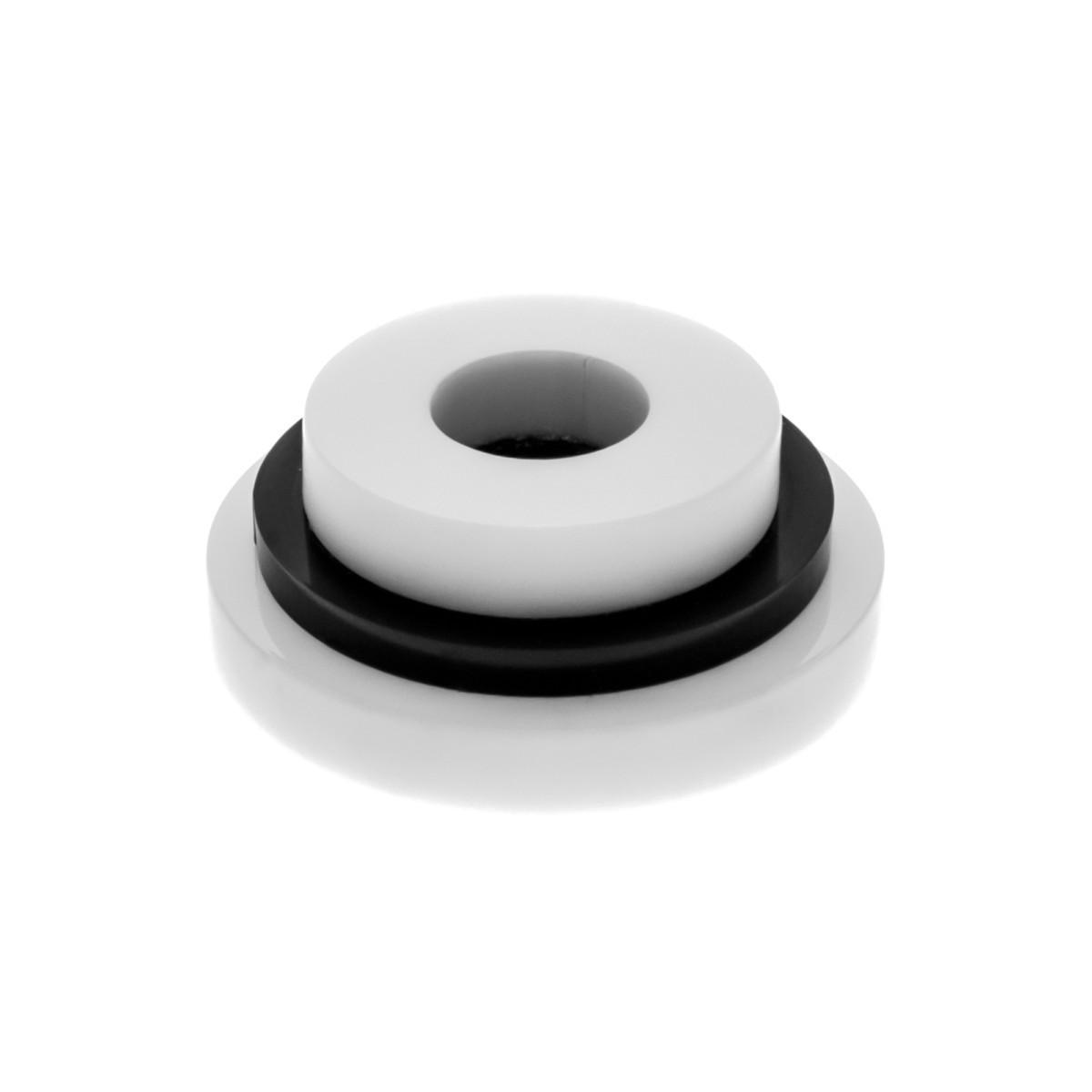 E-080 PCN-C - Porta candele in plexiglass colorato C