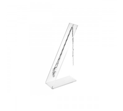Clear Acrylic countertop bracelet display stand holder