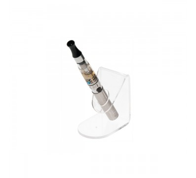 Clear Acrylic countertop E-Cig display stand