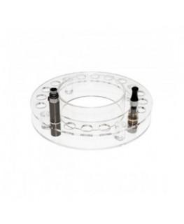 E-094 PAT-A - Porta atomizzatori per sigarette elettroniche a 20 postazioni