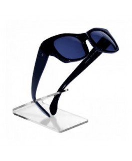 Clear Acrylic eyegass/sunglass display rack