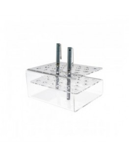 Clear Acrylic pencil holder...