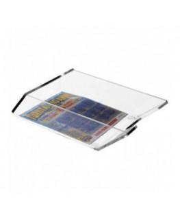 E-287 EGV-A - Espositore schedine e gratta e vinci da cassetto per raccolta schedine vinte - Misure: 12 x 15x H4 cm