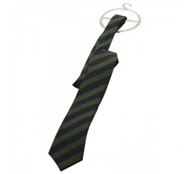 Porta cravatte e foulard in plexiglass trasparente - Misure 8 x H10 cm