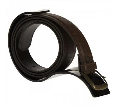 Gürtelhalter aus Plexiglas schwarz ohne Unterlage