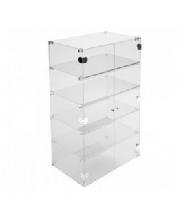 Clear Acrylic display case...