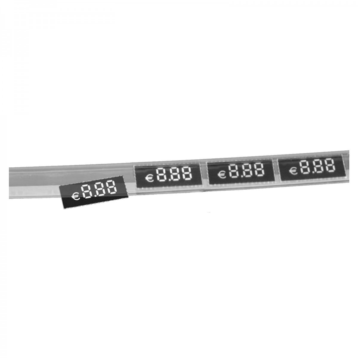 Self Adhesive Mounting Board With 20 Price Labels