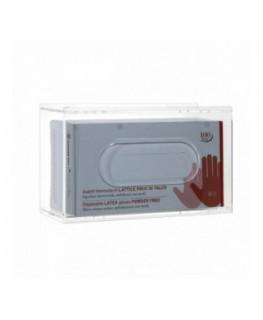 Porta guanti o dispenser per guanti capacità 1 scomparto...