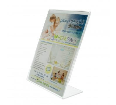 Clear acrylic Leaflet holder