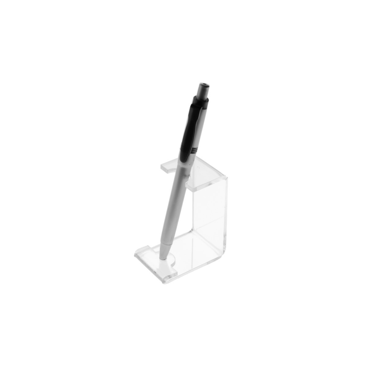 E-128 - Portapenne in plexiglass trasparente