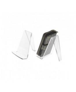 Teca in plexiglass trasparente Misure interne: 37x10x H32 cm