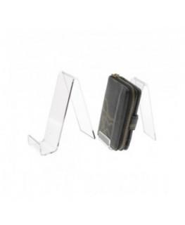 Teca in plexiglass trasparente Misure interne: 23x5,5x...