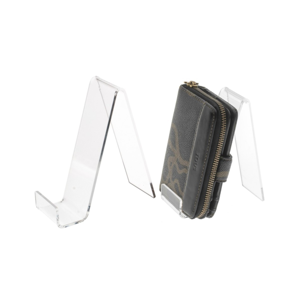 E-155 - Espositore universale in plexiglass trasparente