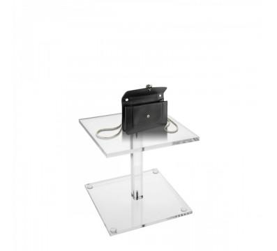Universal-Ständer aus Plexiglass, transparent