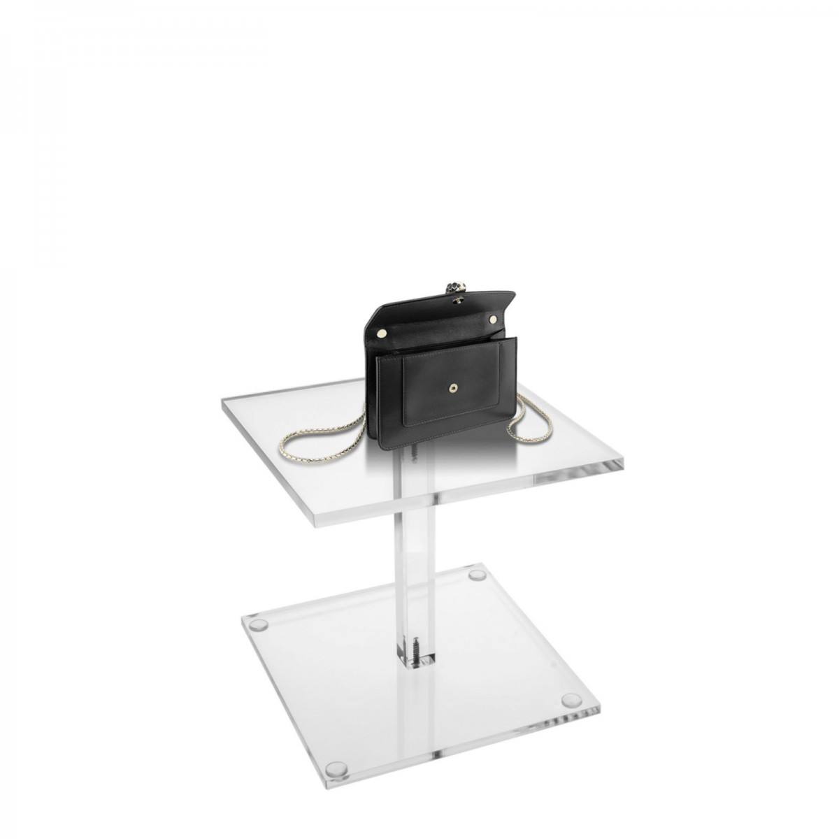 E-159 - Espositore universale in plexiglass trasparente