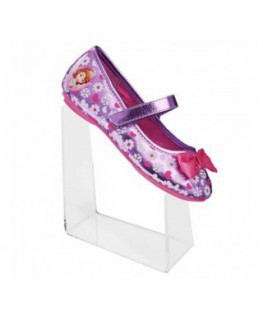 Clear Acrylic heel lift display caseThis clear ac