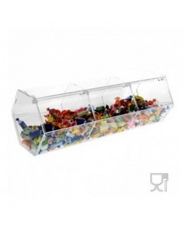 Hexagonal Candy bin with...