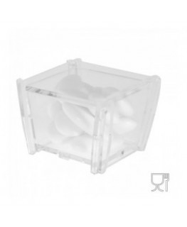 Clear Acrylic sweet box