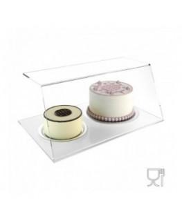 E-133 - Parafiato in plexiglass trasparente per alimenti