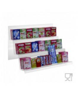 Espositore caramelle in plexiglass