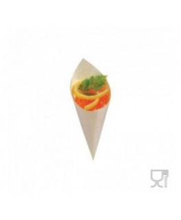 Mini Cono In Legno Per Aperitivo Fingerfood