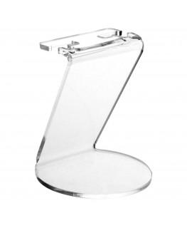 E-126 ESP-A - Portaocchiali in plexiglass trasparente - Misura: 5x5x H4,5 cm