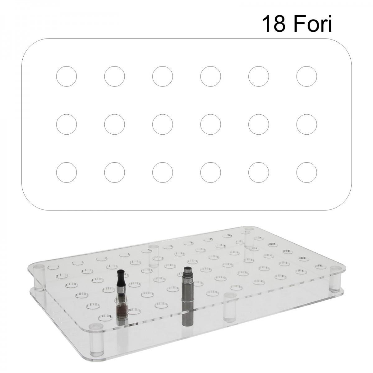 E-264 - Porta atomizzatori per sigarette elettroniche