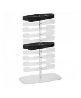 Porta Lollypops o cupcakes in plexiglass trasparente a 48...