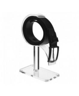 E-299 - Porta cintura in plexiglass trasparente