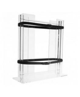 E-302 - Porta cintura in plexiglass trasparente